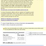 Configurer les options de passage de Googlebot sur son site