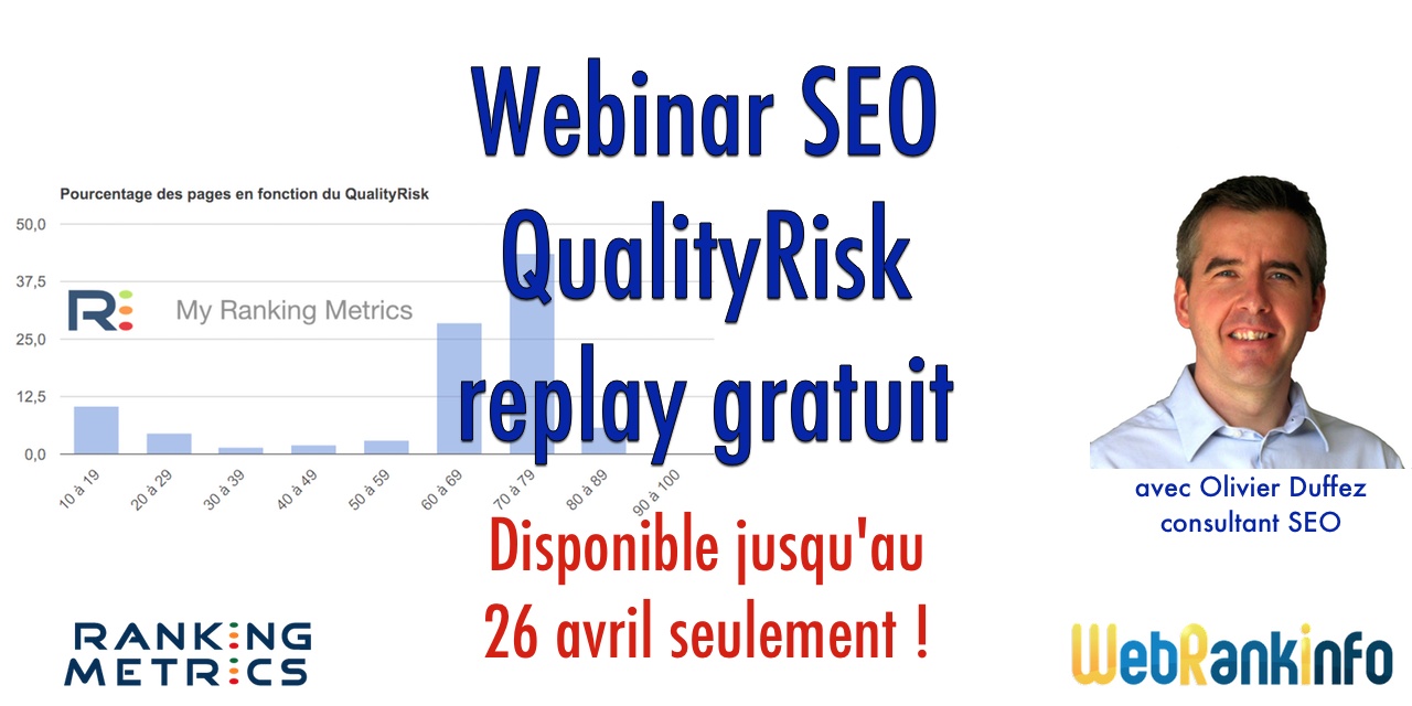 Replay du webinar QualityRisk