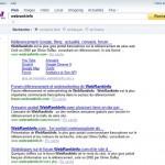 Bing fournit désormais les résultats pour le moteur Yahoo France