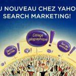 Nouvelle plateforme de liens sponsorisés et contextuels chez Yahoo Search Marketing
