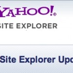 L'outil Yahoo Site Explorer prend sa retraite