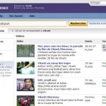 Yahoo Video se lance en France
