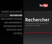 Youtube leanback