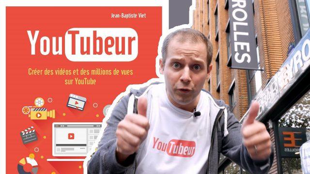 Youtubeur (Jean-Baptiste Viet)