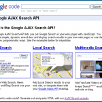 Fin de l'API Google Search SOAP