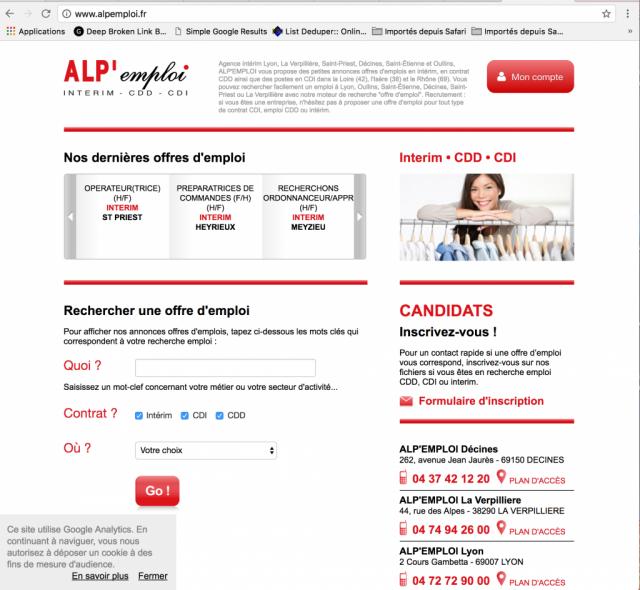 Exemple de site