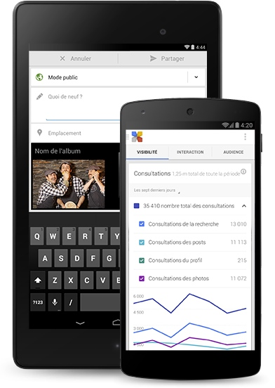 Application Google My Business