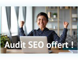Audit SEO offert