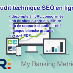 Prix audit SEO My Ranking Metrics