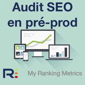 Audit SEO préprod