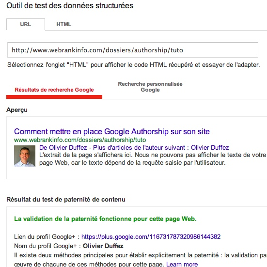Page compatible authorship