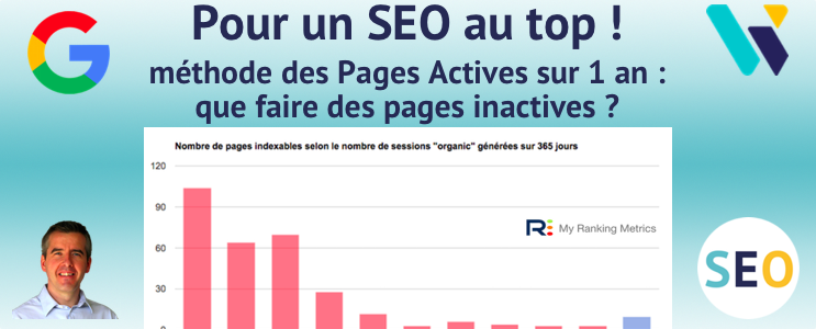 Que faire des pages inactives ?