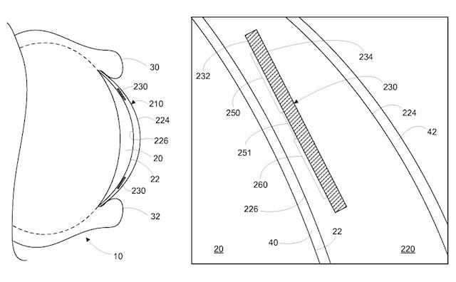 Brevet lentille microélectrodes