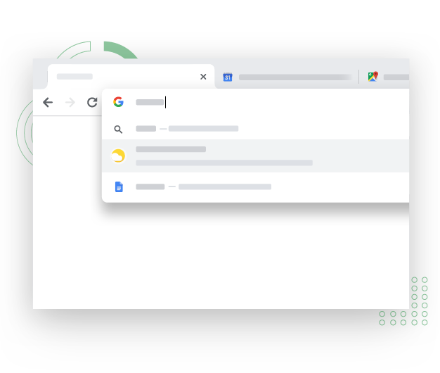 Omnibox Google Chrome