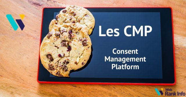 CMP cookies TCF