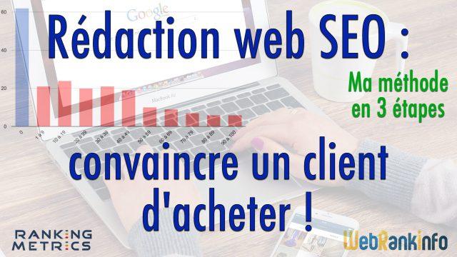 Comment vendre la rédaction web SEO