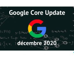 Core Update Google décembre 2020