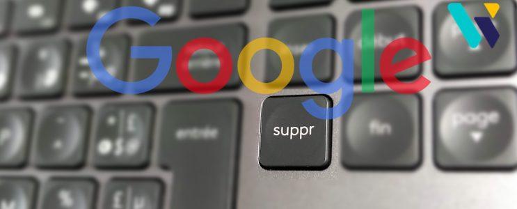 Comment désindexer une page de Google