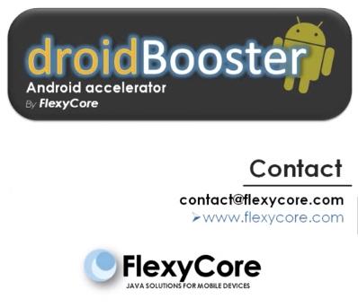 droidBooster par FlexyCore