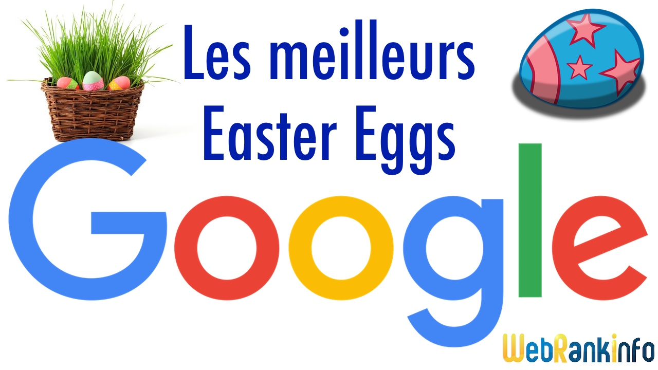 Easter Eggs Google