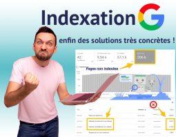 solutions pour indexation google
