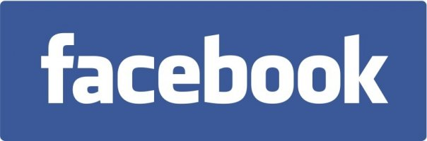Facebook : logo 604x200