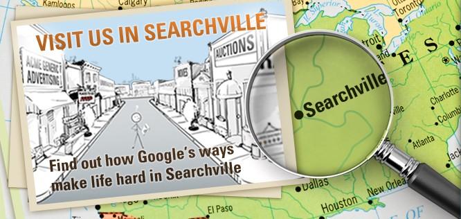 FairSearch: searchville