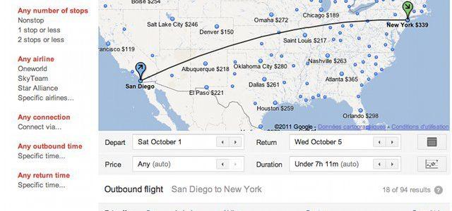 google flights - Ecosia