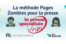 Pages Zombies pour la presse