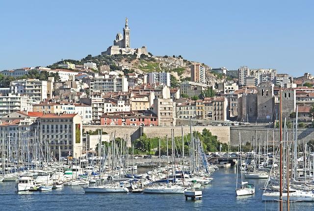 Formation SEO Marseille Vieux Port