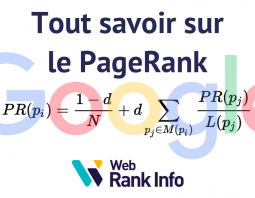 Formule PageRank