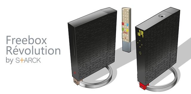 La Freebox Révolution (v6)