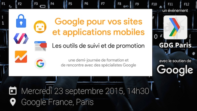 App Indexing au GDG Paris 2015/09