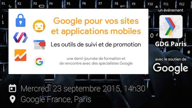 App Indexing au GDG Paris 2015/09