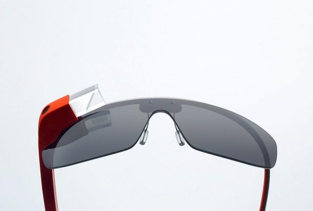 Lunettes de soleil Google Glass