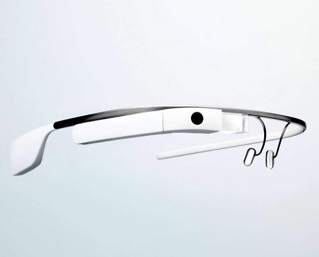 La caméra des lunettes Google