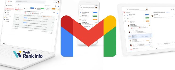Gmail sur tous appareils