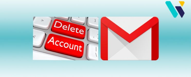 Gmail suppression compte