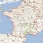 Google Maps condamné en France pour abus de position dominante