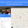 Référencement local appli My Business