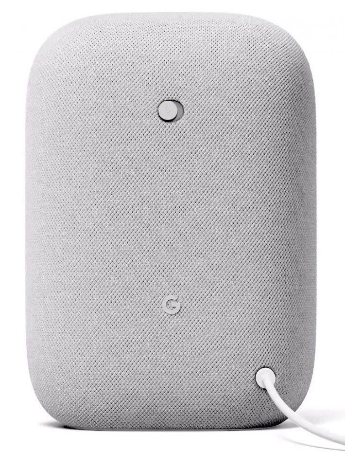 bouton micro Nest Audio