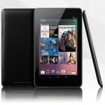 Tablette Google Nexus 7 et Android 4.1 Jelly Bean