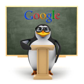 Le Pingouin Google