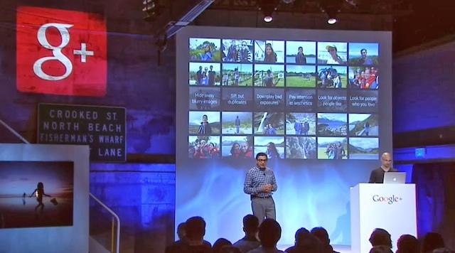 Conférence Google+ Octobre 2013