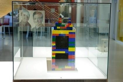 Le premier serveur de Google avec une structure en Lego