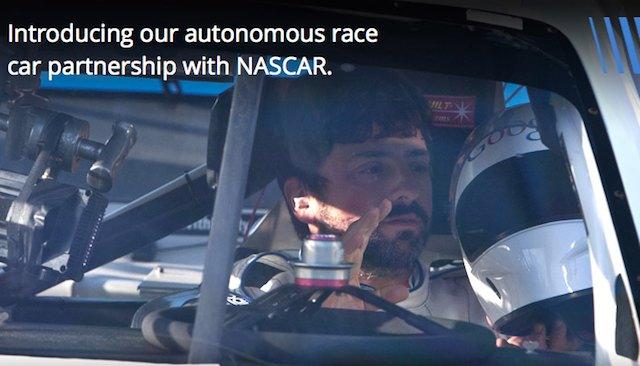 Sergey Brin, fan de Google Racing