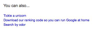 Le lien pour télécharger le code source de l'algo Google