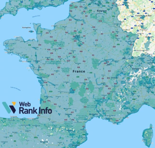 Google Street View France