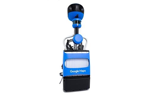 Trekker Google Street View