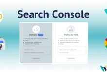 Ajout validation propriété search console
